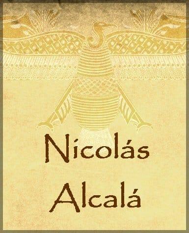Alcalá, Nicolás