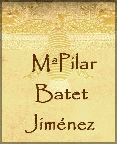 Batet Jiménez, M. Pilar