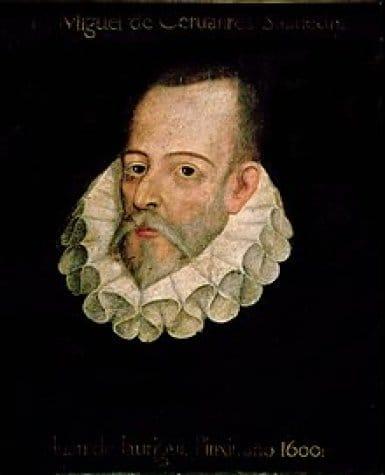 Cervantes, Miguel