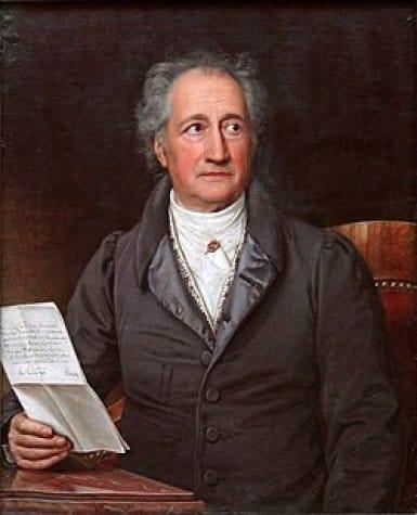 Goethe Wolfgang , Johann
