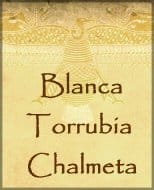 Libros de Torrubia Chalmeta, Blanca