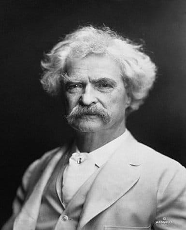 Libros de Twain, Mark