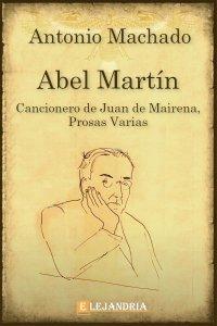 Abel Martín de Machado, Antonio