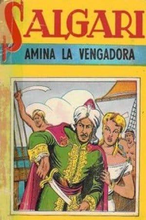 Amina la vengadora de Emilio Salgari