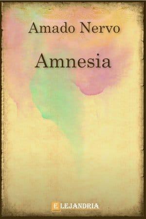 Amnesia de Amado Nervo
