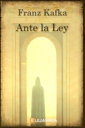 Descargar Ante la Ley de Kafka, Franz