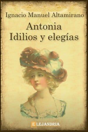 Antonia de Ignacio Manuel Altamirano