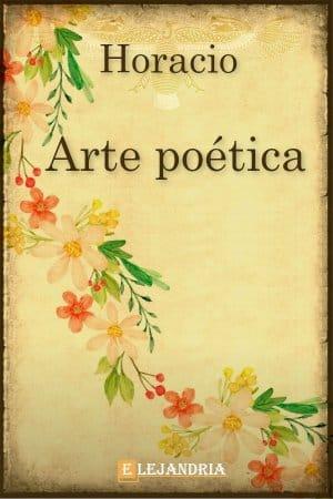 Arte poética de Horacio