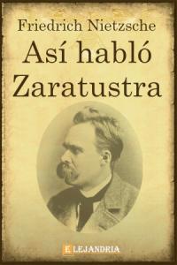Descargar Así hablo Zaratustra de Friedrich Nietzsche