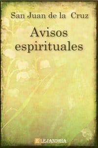Avisos espirituales de San Juan de la Cruz