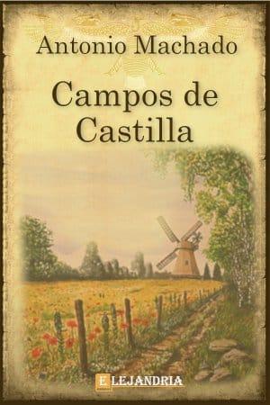 Campos de Castilla de Machado, Antonio