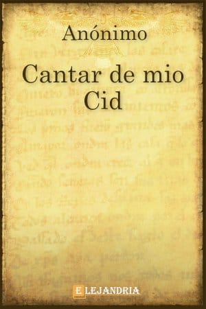 Cantar de mio Cid de Anónimo