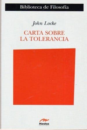 Descargar Carta sobre la tolerancia de John Locke