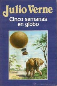 Cinco semanas en globo de Verne, Julio