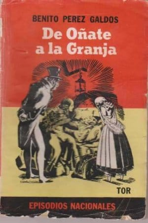 Descargar De Oñate a La Granja de Benito Pérez Galdós