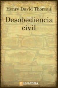 Desobediencia civil de Henry David Thoreau