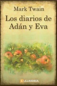 Diario de Adán y Eva de Mark Twain