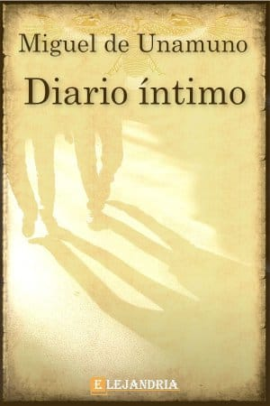 Diario íntimo de Unamuno, Miguel