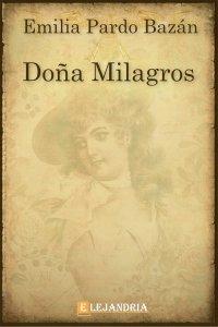 Doña Milagros de Pardo Bazán, Emilia