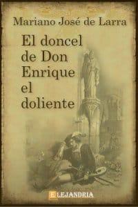 Doncel de don Enrique el doliente de Mariano José de Larra