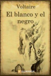 Descargar El Blanco y el Negro de Voltaire
