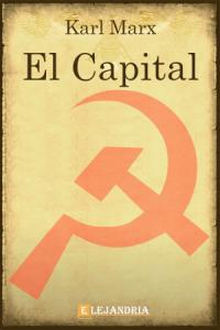 El Capital de Marx, Karl