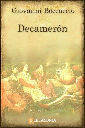 Descargar El Decameron de Boccaccio, Giovanni
