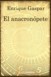 El anacronópete de Enrique Gaspar