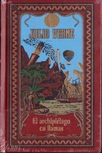Descargar El archipiélago en llamas de Verne, Julio