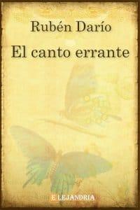 El canto errante de Rubén Darío