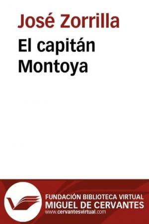 Descargar El capitán montoya de Zorrilla, José