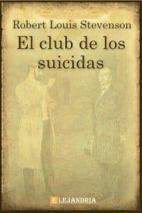 El club de los suicidas de Robert Louis Stevenson