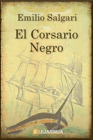 El corsario negro de Emilio Salgari