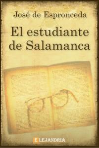 El estudiante de Salamanca de José de Espronceda