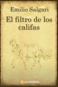 Descargar El filtro de los califas de Emilio Salgari