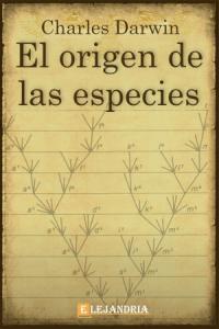 El origen de las especies de Darwin, Charles