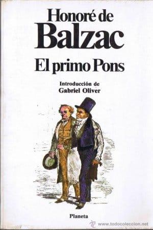 Descargar El primo pons de Balzac, Honoré De