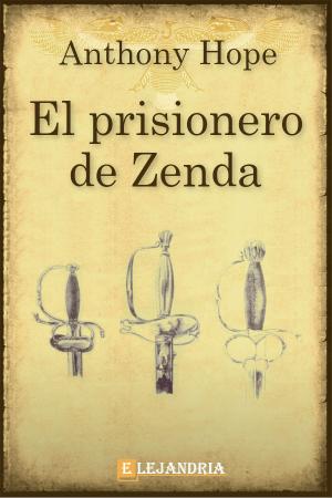 El prisionero de Zenda de Anthony Hope