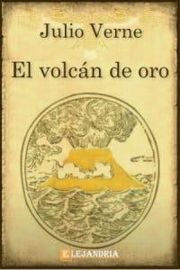Descargar El volcán de oro de Verne, Julio
