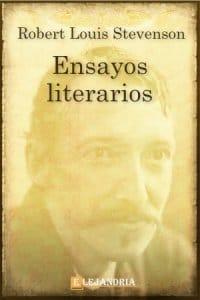 Ensayos Literarios de Robert Louis Stevenson