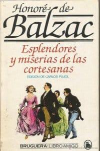 Descargar Esplendores y Miserias de las Cortesanas de Balzac, Honoré De
