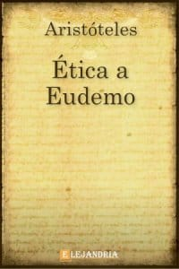 Ética a Eudemo de Aristóteles