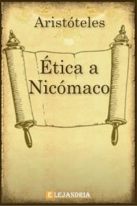 Ética a Nicómaco de Aristóteles