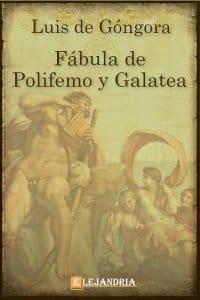 Fábula de Polifemo y Galatea de Luis de Góngora