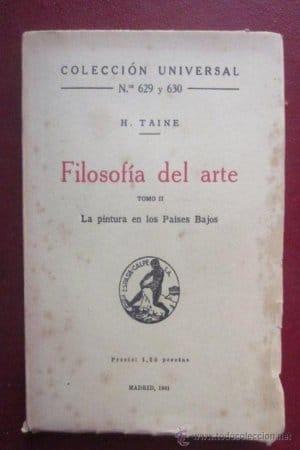 Descargar Filosofía del arte - Tomo II de Hippolyte Taine