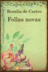 Follas novas de Rosalía de Castro