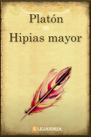 Hipias mayor de Platón