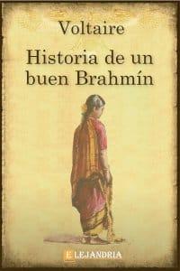 Descargar Historia de un Buen Brahmín de Voltaire