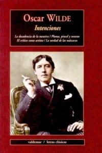 Intenciones de Wilde, Oscar