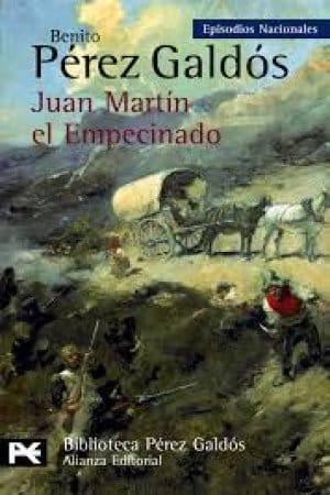 Descargar Juan Martín el Empecinado de Benito Pérez Galdós